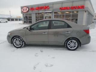 Used 2011 Kia Forte EX for sale in Owen Sound, ON