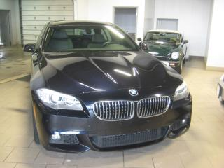 Used 2012 BMW 5 Series 535i xDrive for sale in Markham, ON