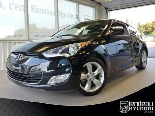 Used 2014 Hyundai Veloster Base A/c + Caméra De for sale in Ste-Julie, QC