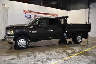 Used 2018 RAM 3500 Slt Crew+6.7 Diesel for sale in Sherbrooke, QC