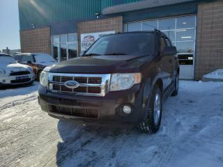 Used 2008 Ford Escape for sale in St-Eustache, QC