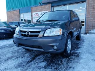 Used 2006 Mazda Tribute 4 portes 3,0 L, boîte automatique GS 4 R for sale in St-Eustache, QC