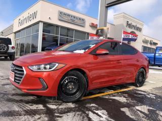Used 2017 Hyundai Elantra GL l Auto l Heated Seats l AIR l for sale in Burlington, ON