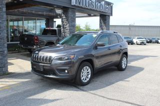 New 2019 Jeep Cherokee North for sale in Bracebridge, ON