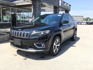 Used 2019 Jeep Cherokee Limited for sale in Bracebridge, ON