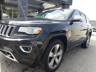 Used 2014 Jeep Grand Cherokee Overland for sale in Bracebridge, ON