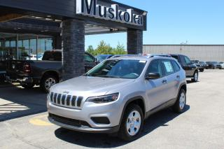 New 2019 Jeep Cherokee Sport for sale in Bracebridge, ON