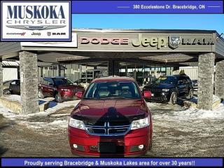 Used 2011 Dodge Journey R/T for sale in Bracebridge, ON