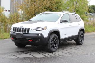 New 2019 Jeep Cherokee Trailhawk for sale in Bracebridge, ON
