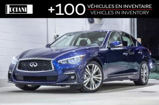 Used 2018 Infiniti Q50 Sport for sale in Montréal, QC