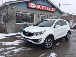 Used 2015 Kia Sportage EX for sale in London, ON