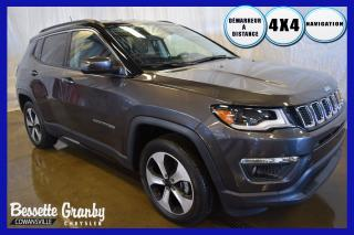 Used 2019 Jeep Compass North 4x4 +Navigation, Temps Froids+ for sale in Cowansville, QC