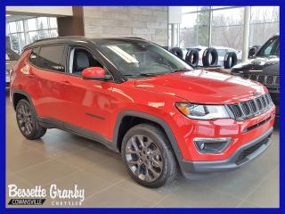 Used 2019 Jeep Compass HIGH ALTITUDE 4x4 for sale in Granby, QC