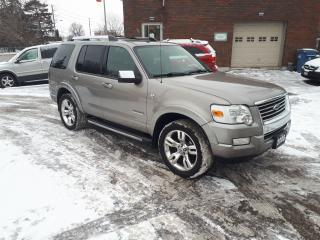 Used 2008 Ford Explorer LIMITED for sale in Guelph, ON