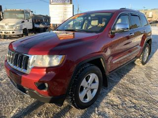 Used 2012 Jeep Grand Cherokee 4 RM 4 portes Overland for sale in Montréal-Nord, QC
