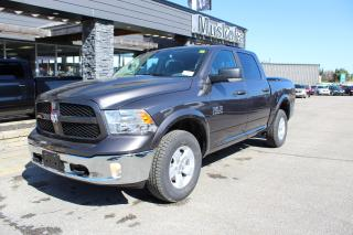 New 2018 RAM 1500 OUTDOORSMAN for sale in Bracebridge, ON