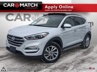 Used 2017 Hyundai Tucson SE for sale in Cambridge, ON
