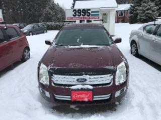 Used 2006 Ford Fusion SEL for sale in Oro Medonte, ON