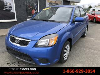 Used 2011 Kia Rio Berline 4 portes, boîte manuelle, EX for sale in St-Georges-de-Champlain, QC