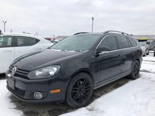 Used 2012 Volkswagen Jetta Wagon HIGHLINE for sale in Pickering, ON