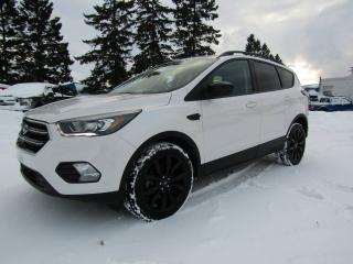 Used 2017 Ford Escape 4 portes SE, Traction intégrale Ensemble for sale in Thetford Mines, QC