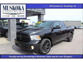 Used 2015 RAM 1500 Big Horn for sale in Bracebridge, ON