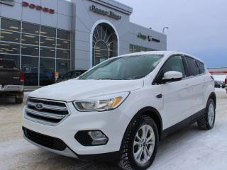 Used 2017 Ford Escape SE for sale in Peace River, AB