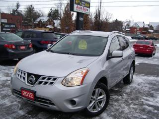 Used 2012 Nissan Rogue SV for sale in Kitchener, ON