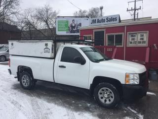 Used 2010 Chevrolet Silverado 1500 WT for sale in Toronto, ON