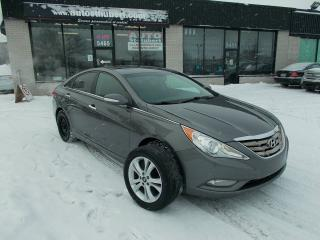 Used 2011 Hyundai Sonata LIMITED **CUIR + TOIT OUVRANT** for sale in St-Hubert, QC