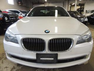 Used 2009 BMW 750i NAVI, BACK UP CAMERA, LEATHER for sale in Mississauga, ON