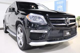Used 2014 Mercedes-Benz GL-Class GL 63 AMG for sale in Concord, ON