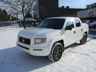 Used 2007 Honda Ridgeline LX~AWD~CERTIFIED for sale in Toronto, ON