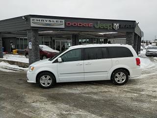 Used 2017 Dodge Grand Caravan Crew for sale in Bracebridge, ON