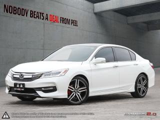 Used 2017 Honda Accord Touring V6 Performance*Every Possible Option*Stunn for sale in Mississauga, ON