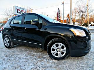 Used 2013 Chevrolet Trax LS -- BLUETOOTH - A/C -- for sale in Repentigny, QC