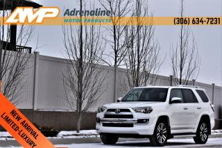 Used 2016 Toyota 4Runner SR5 for sale in Estevan, SK