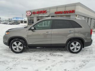 Used 2013 Kia Sorento EX for sale in Owen Sound, ON