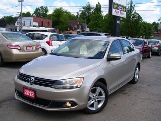 Used 2012 Volkswagen Jetta Comfortline,Diesel,One owner,No Accident,Certified for sale in Kitchener, ON