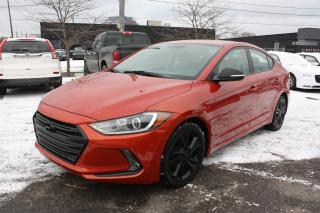 Used 2017 Hyundai Elantra GLS for sale in Toronto, ON