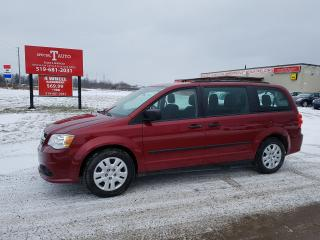 Used 2015 Dodge Grand Caravan CANADA VALUE PACKAGE for sale in London, ON