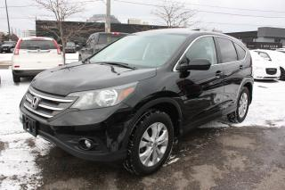 Used 2014 Honda CR-V EX-L for sale in Toronto, ON
