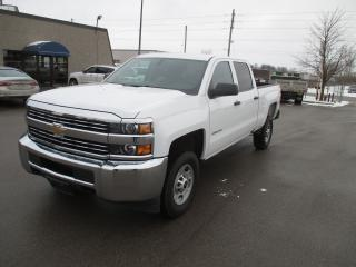 Used 2017 Chevrolet Silverado 2500 HD.CREW CAB. 6FT. 5 BOX. for sale in London, ON