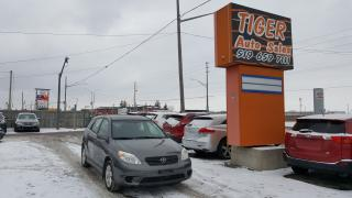 Used 2005 Toyota Matrix XR**AUTO**POWER OPTIONS**ONLY 152 KMS**CERTIFIED for sale in London, ON