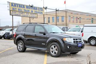 Used 2008 Ford Escape 4WD for sale in Brampton, ON