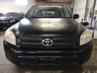 Used 2007 Toyota RAV4 ALL WHEEL DRIVE, AUTOMATIC for sale in Mississauga, ON