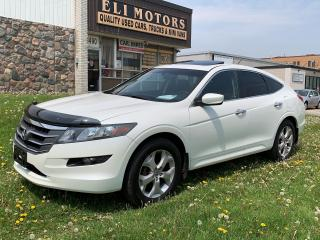 Used 2010 Honda Accord Crosstour EX-L | Navigation | Rear View Camera | Low KM's | for sale in North York, ON