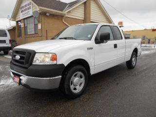 Used 2007 Ford F-150 XL 4.6L V8 Extended Cab Back Rack Tool Box 226km for sale in Etobicoke, ON