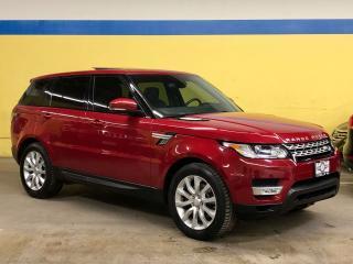 Used 2015 Land Rover Range Rover Sport V6 HSE, 7 Passenger, Navi & more for sale in Vaughan, ON
