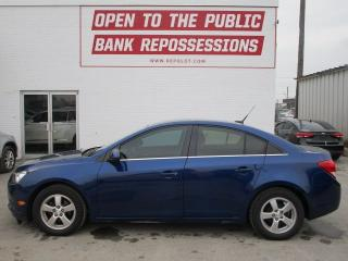 Used 2012 Chevrolet Cruze LT for sale in Toronto, ON